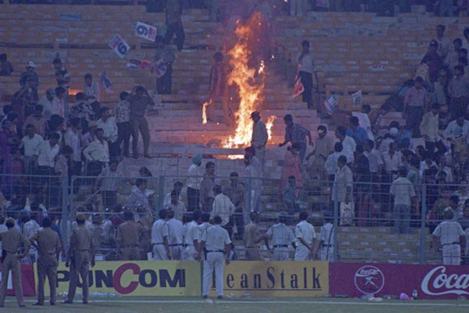 When The Eden Gardens Crowd Brought Shame To The City Of Joy