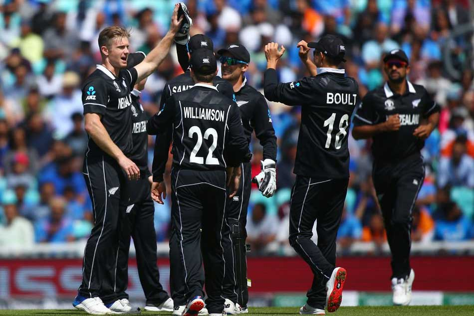 Icc Cricket World Cup 2019 Trent Boult Ross Taylor Star As New Zealand Crush India