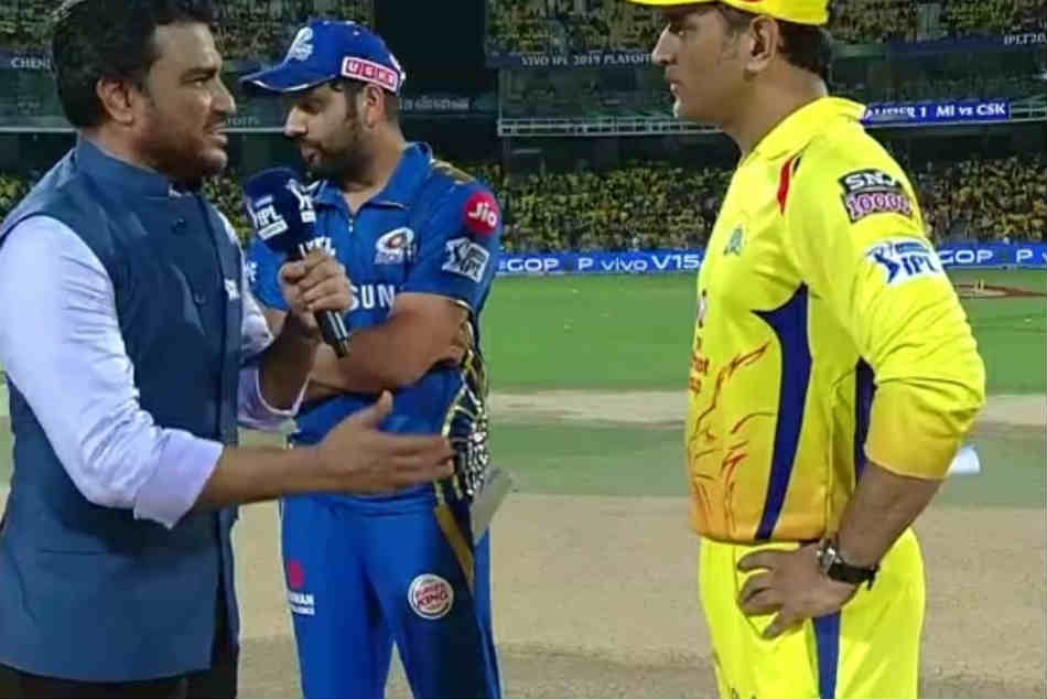 Ipl 2019 Qualifier 1 Chennai Super Kings Win The Toss And Elect To Bat
