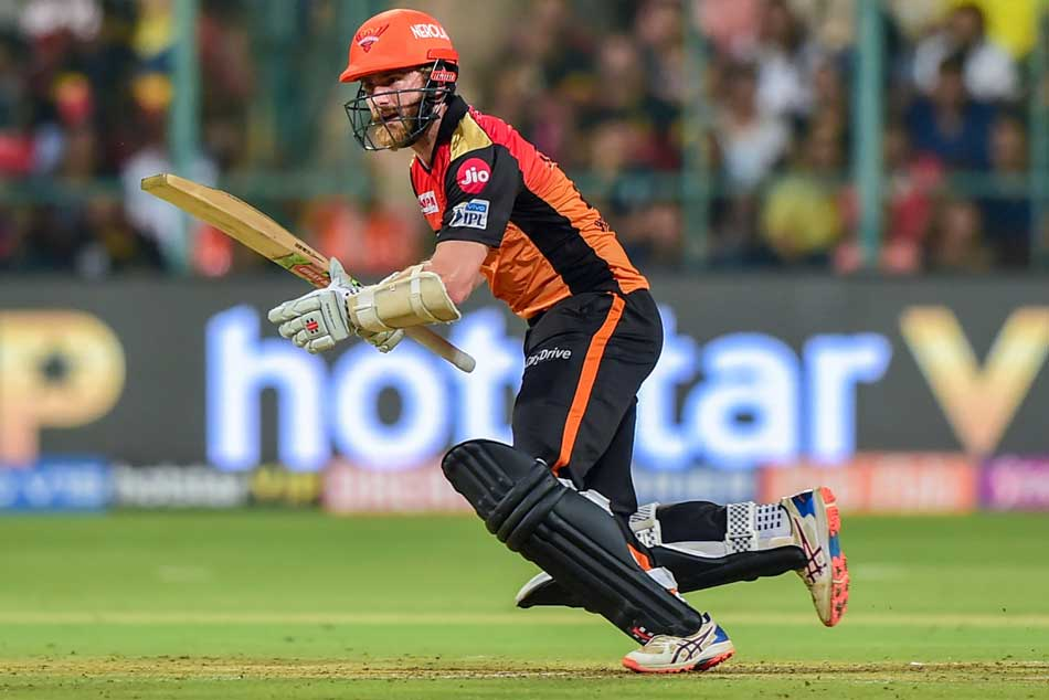We have to sit and wait, fingers crossed: Kane Williamson hoping for favour from MI against KKR
