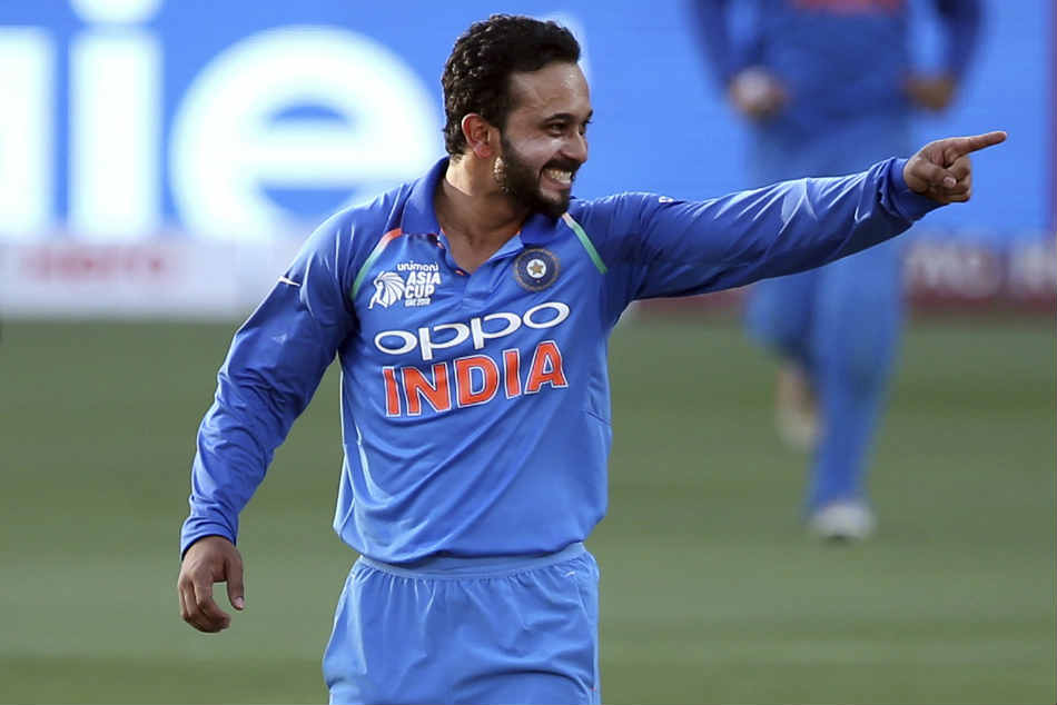 Icc Cricket World Cup 2019 Kedar Jadhav Declared Fit For Icc World Cup