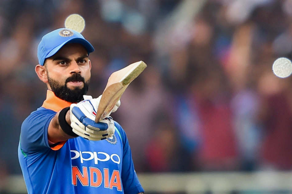 Icc Cricket World Cup 2019 Virat Kohli Is Not Human He