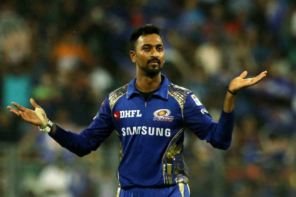 Krunal Pandya Says Mumbai Indians Not Thinking About Playoff Focus Is On Winning Next Two Matches