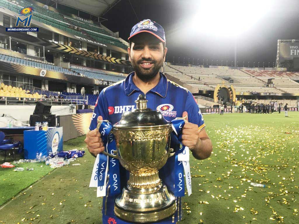 IPL 2019: Mumbai Indians crowned IPL champions for record fourth time: Twitterati salute Rohit Sharma & Co.