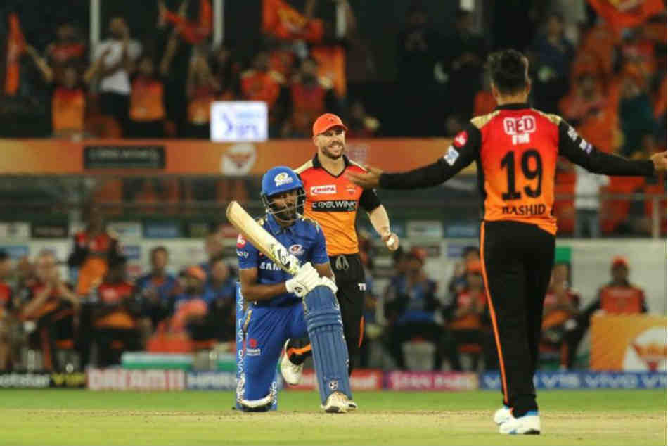 Ipl 2019 Mi Vs Srh Ground Stats Head To Head Record Key Players And Probable Xi