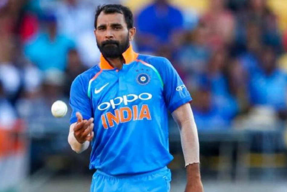 Better Body Composition Allowing Shami To Remain Injury Free And Bowl Better Kxip