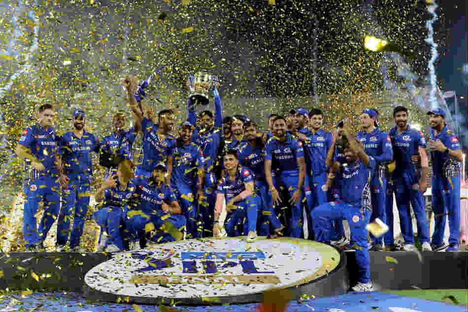 Ipl 2019 Champions Mumbai Indians To Organise Open Bus Parade To Celebrate