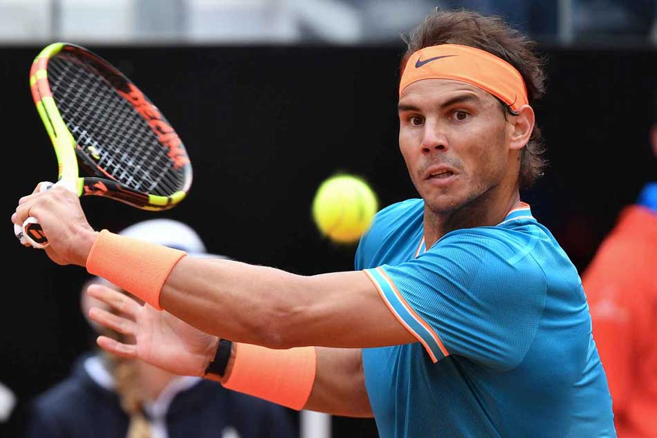 French Open: Rafael Nadal backs Roger Federer ahead of potential doubles pairing