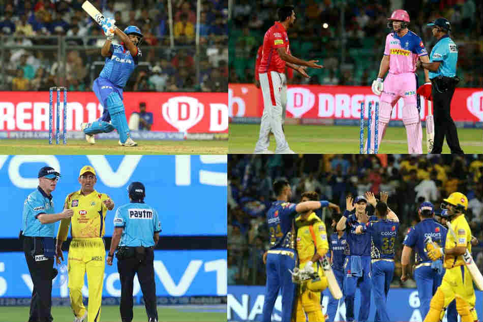Ipl Check Out Some Best Moments In Vivo Ipl 2019 Season