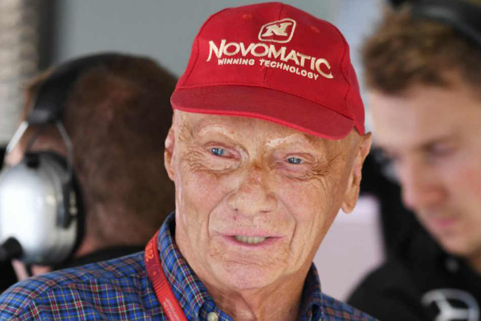 Niki Lauda Three Time Formula One Champion Dies At