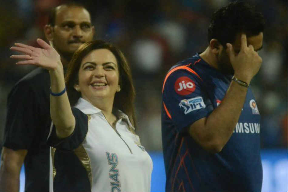 IPL 20019, CSK vs MI: Mumbai Indians IPL win best Mothers Day gift says Nita Ambani
