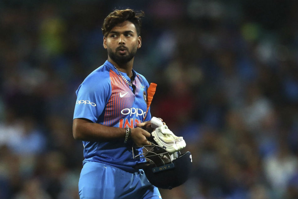 India Will Miss Rishabh Pant In Icc World Cup 2019 Says Sourav Gangully