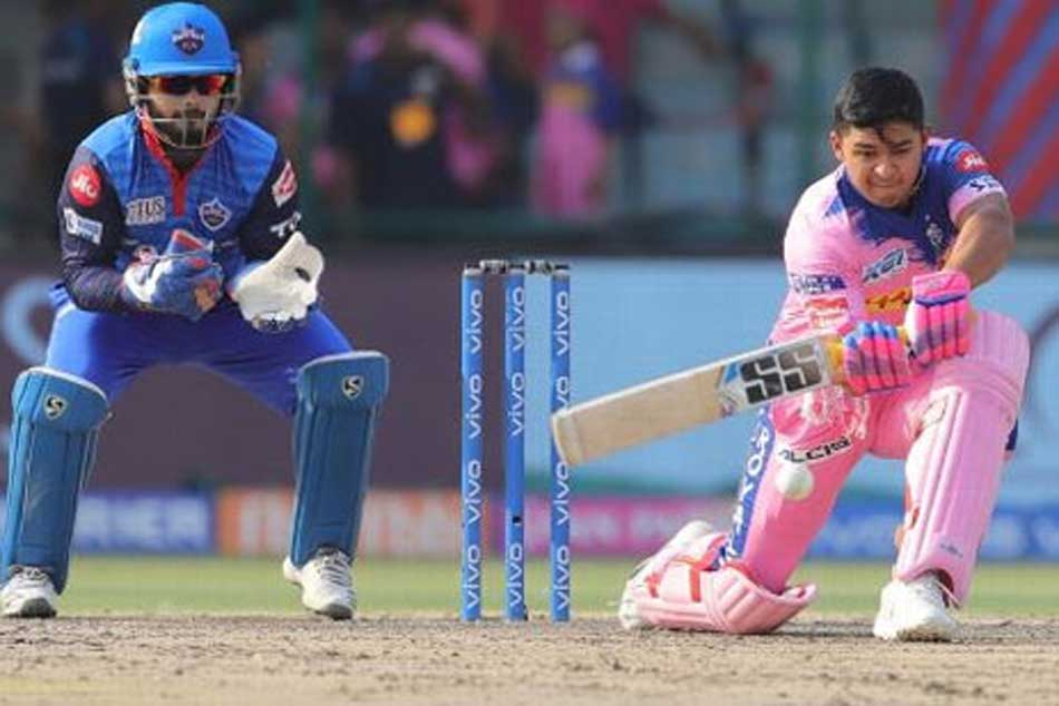 IPL 2019, DC vs RR: Riyan Parag youngest to hit an IPL fifty