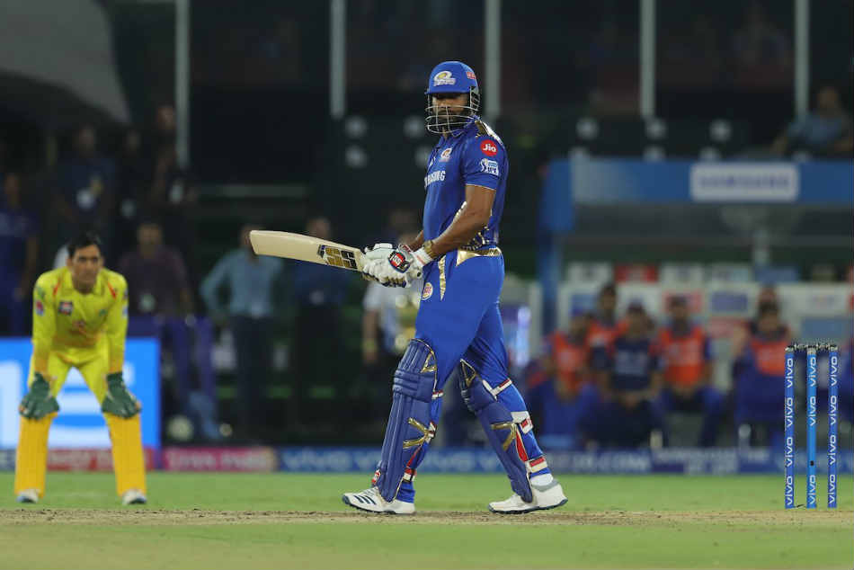 IPL 20019, CSK vs MI: Kieron Pollard Fined For Showing Dissent At Umpires Decision