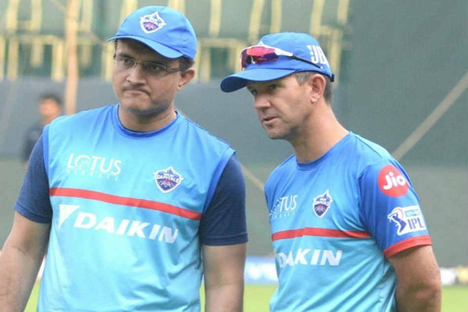 Sourav Ganguly responds to rumours of Ricky Ponting becoming India coach