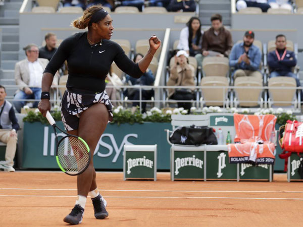 French Open 2019: Champion, queen, mom & goddess – Serena makes fashion statement with message