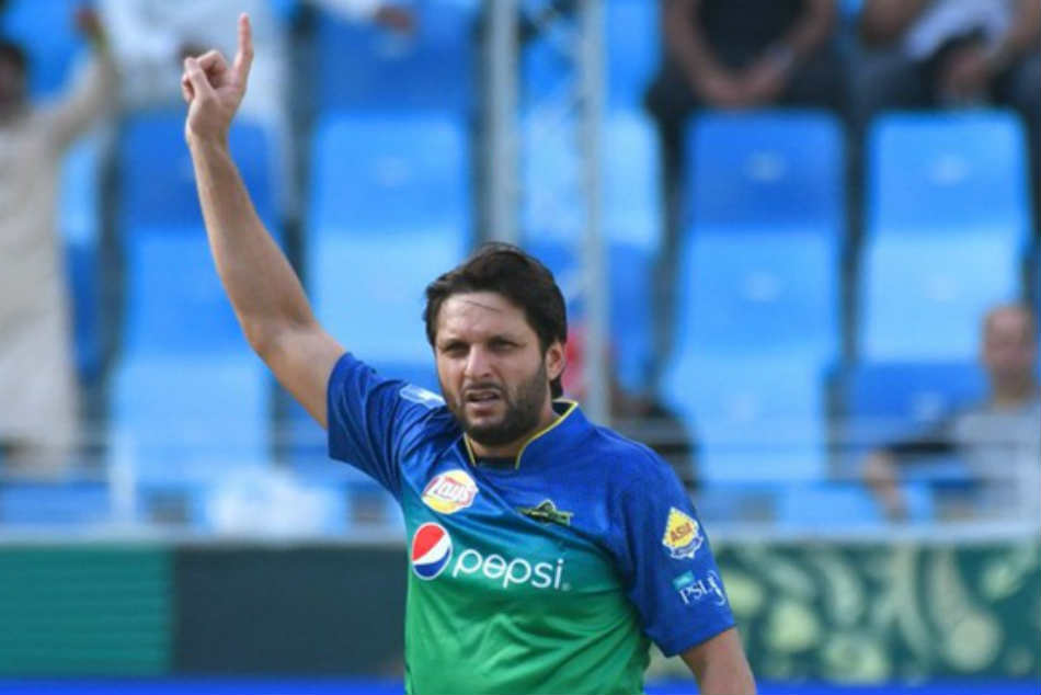 Euro T20 Slam: Shahid Afridi becomes icon player for the inaugural season