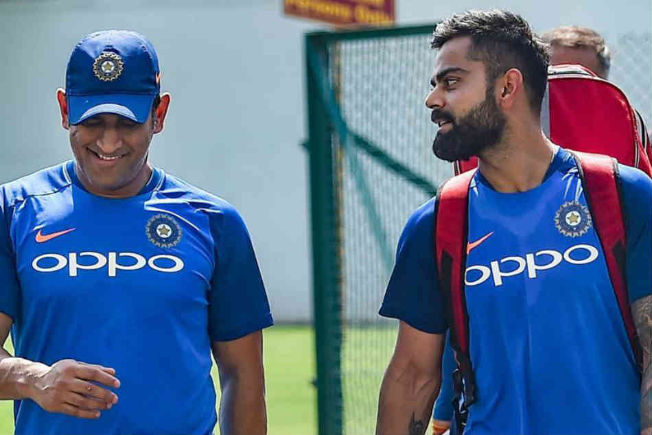 Virat Kohli Doesn T Have Ms Dhoni S Match Reading Skills Former India Captains Childhood Coach