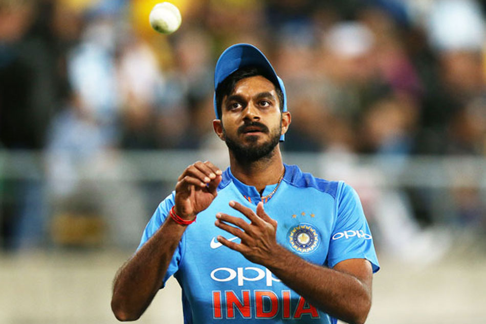 No Competition Between Hardik Pandya And Me Vijay Shankar