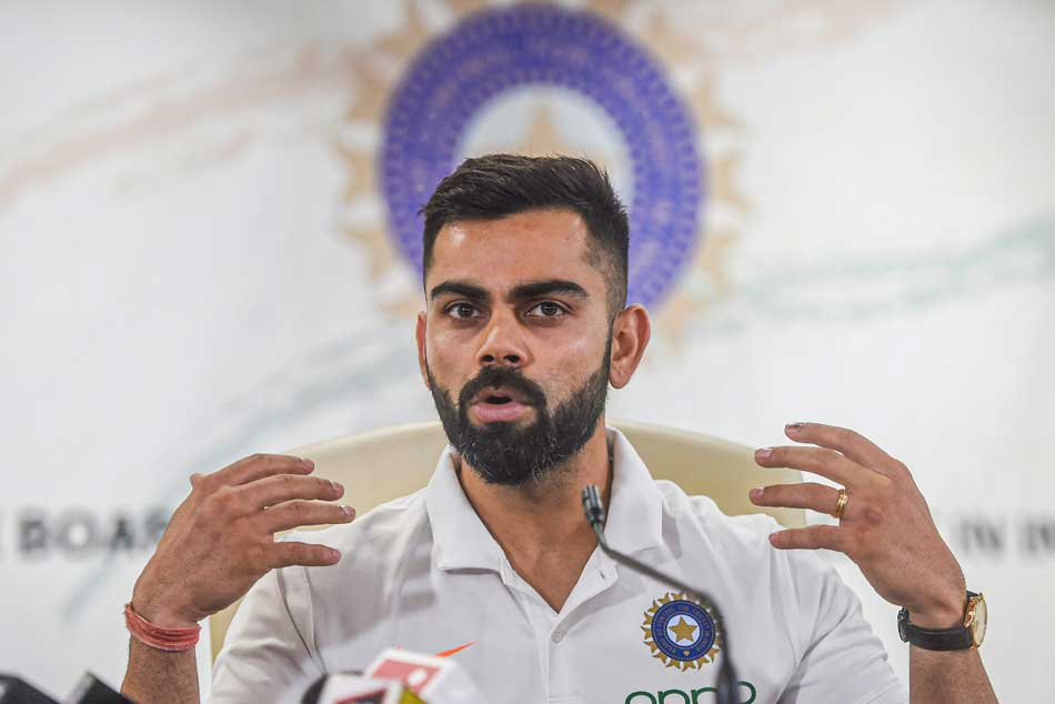 Icc World Cup 2019 Handling Pressure The Most Important Thing Says Virat Kohli