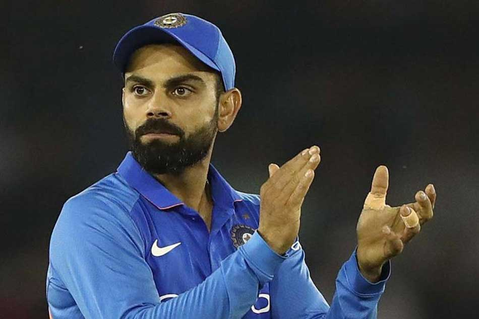 Virat Kohli becomes the first cricketer to reach 100m followers on social media