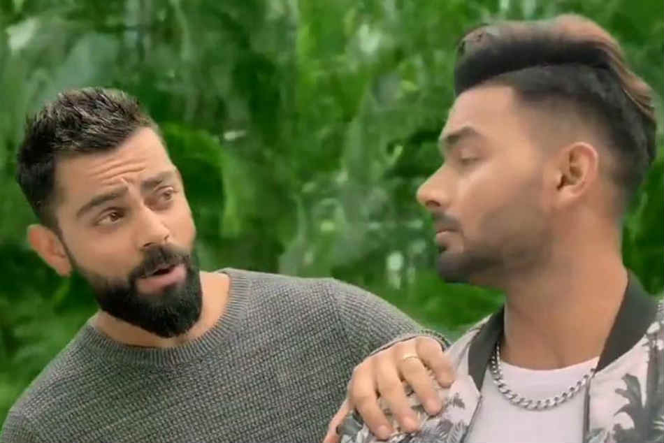 Virat Kohli, Rishabh Pant trolled on social media after duo star in new TV commercial