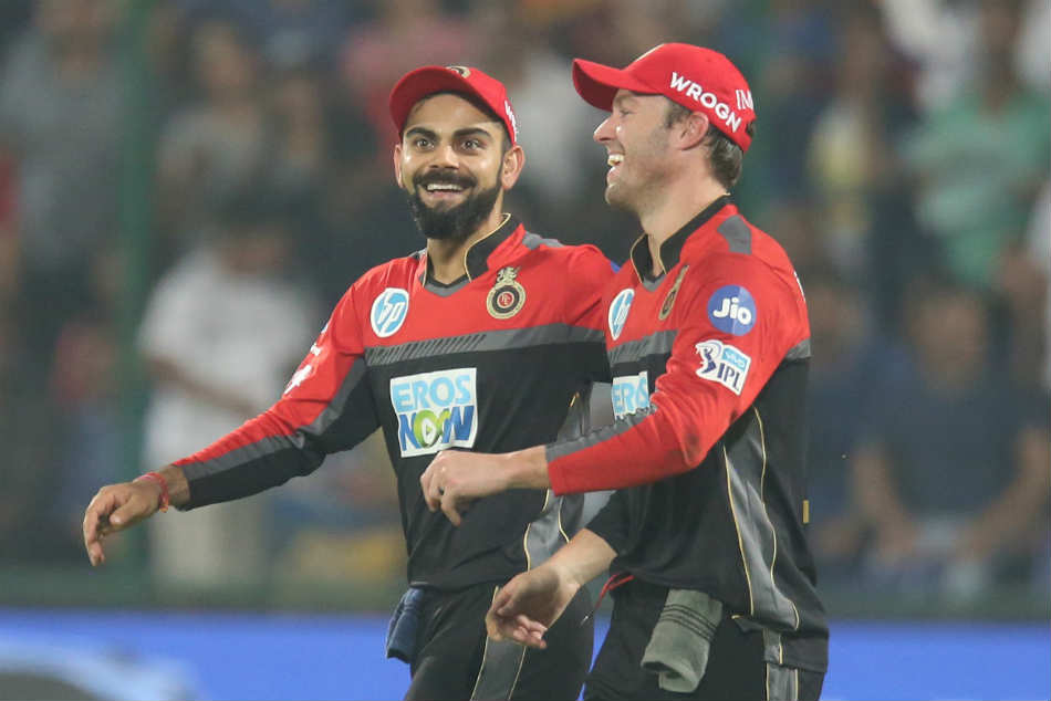 Virat Kohli Ab De Villiers Thank Incredible Rcb Fans In Heartfelt