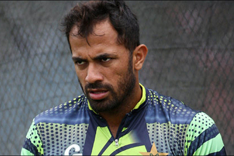 Wahab Riaz picks his four semi-finalists for ICC World Cup 2019