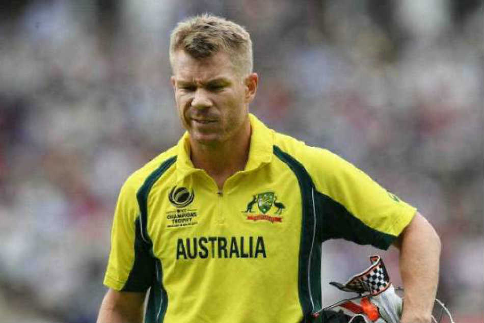 Australia have a nervous day ahead as they sweat on David Warners fitness
