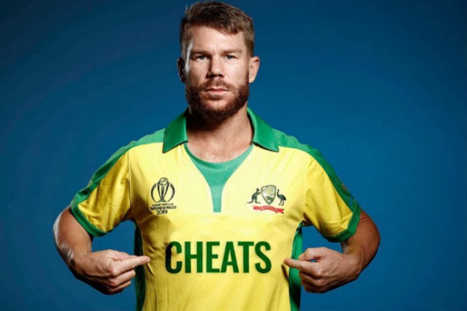 England S Barmy Army Twitter Trolls David Warner As Cheats Ahead Of World Cup