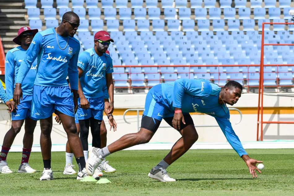 Icc Cricket World Cup 2019 South Africa Vs West Indies 5th Warm Up
