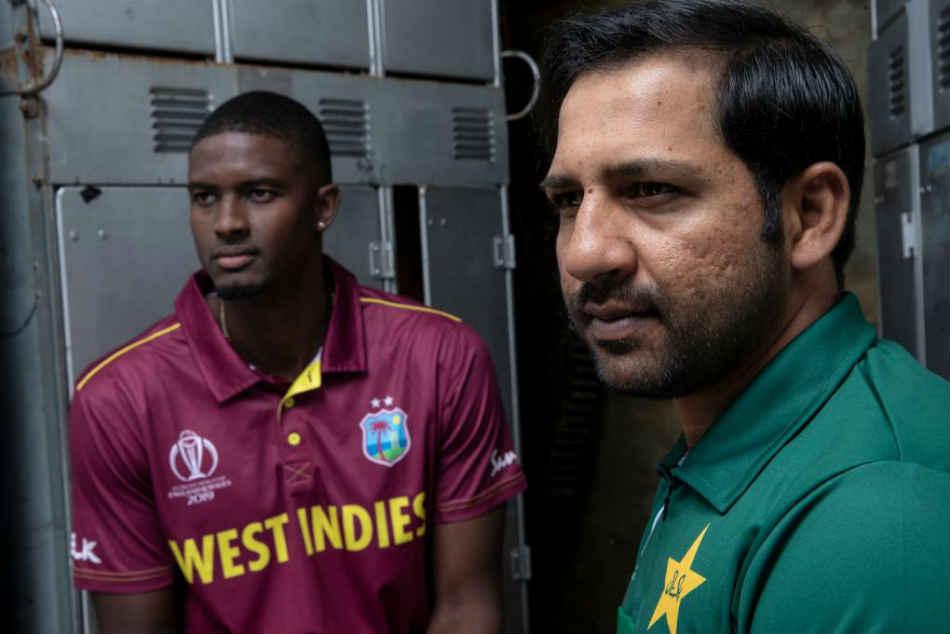 Icc Cricket World Cup 2019 Wi Vs Pak Live Score Windies