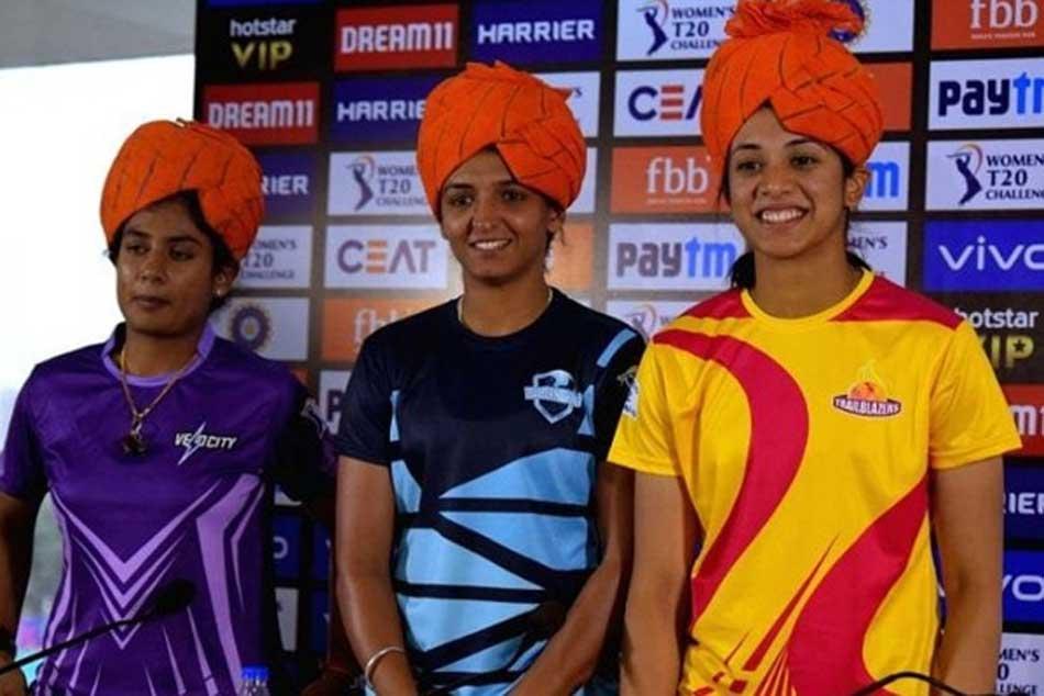 Women S T20 Challenge Supernovas Vs Trailblazers Match Today At Jaipur