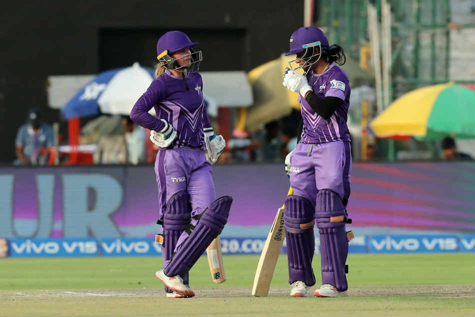 Womens T20 Challenge 2019 Velocity Lose Five For Zilch Before Clinching Win