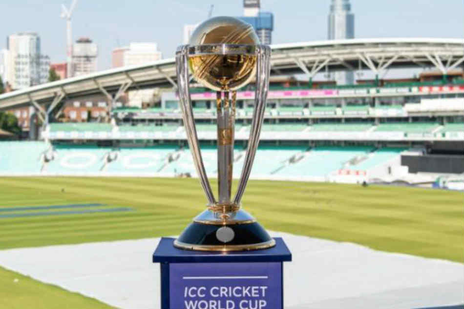 Icc Cricket World Cup 2019 Stand By Official 2019 Icc World Cup