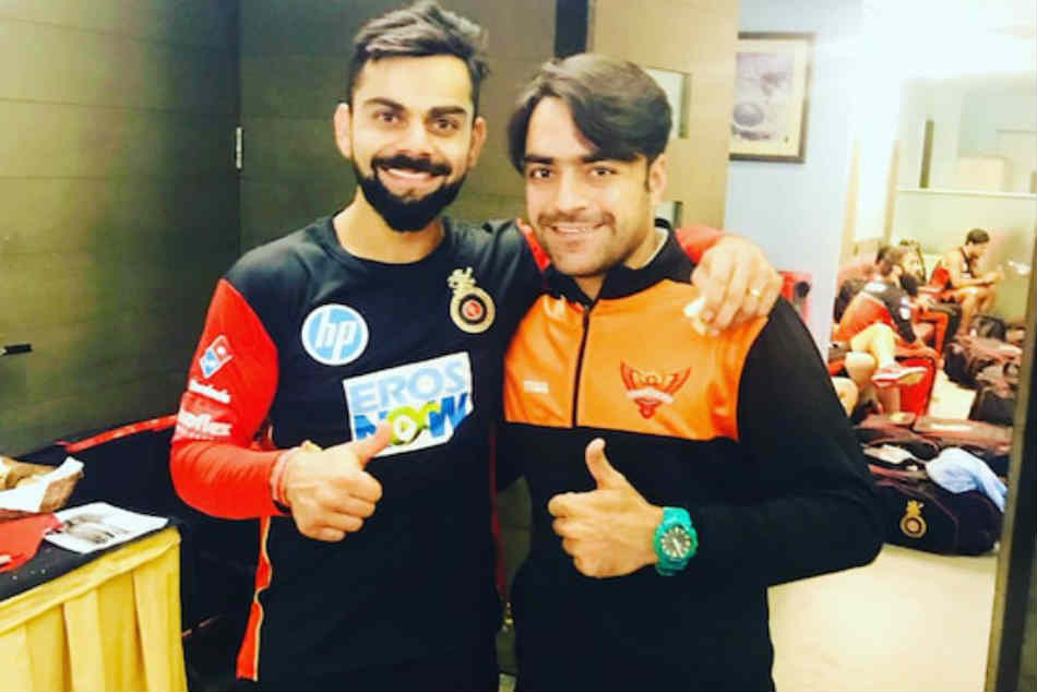 Watch: Rashid Khan Reveals How Afghan Teammate Stole Special Bat Given To Him By Virat Kohli