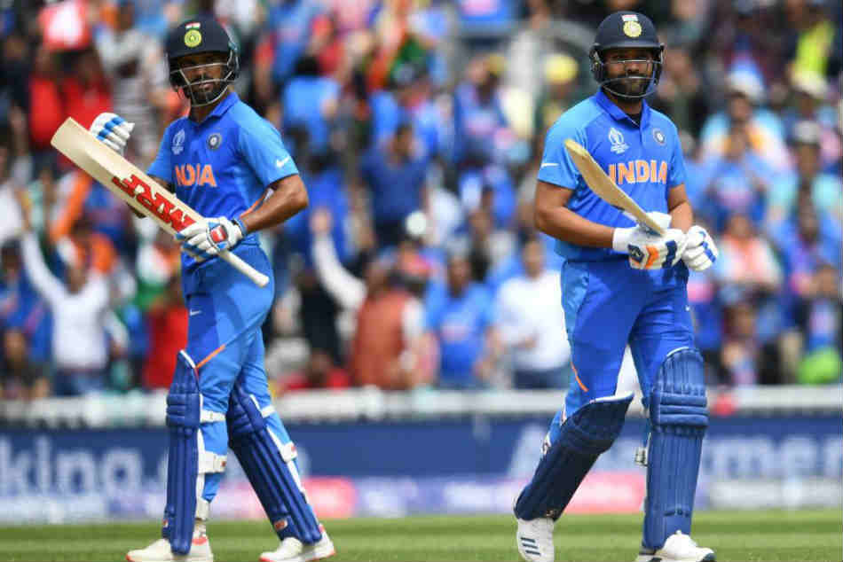 ICC Cricket World Cup 2019, India vs Australia: Shikhar Dhawan, Rohit Sharma set flurry of records vs Australia