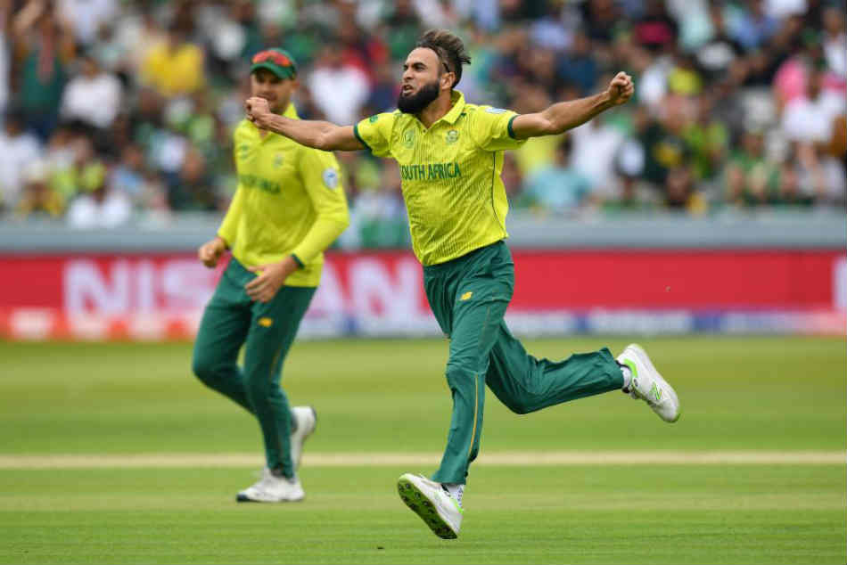 ICC Cricket World Cup 2019, Pakistan vs South Africa: Imran Tahir becomes South Africa leading wicket-taker in World Cup