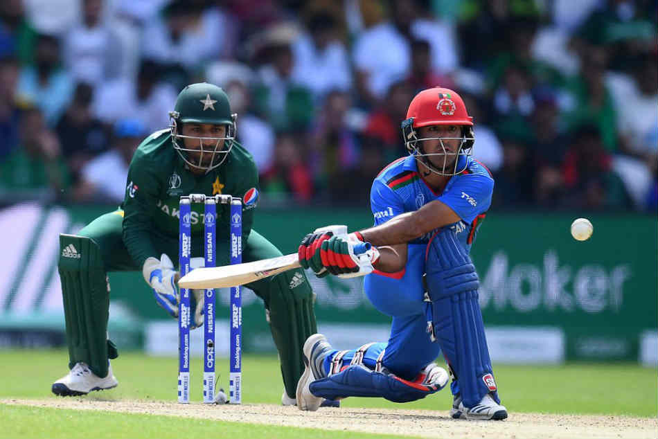 Pakistan Vs Afghanistan Live Score Cwc 2019 Match In Leeds Afridi Picks Four Afg End At 227
