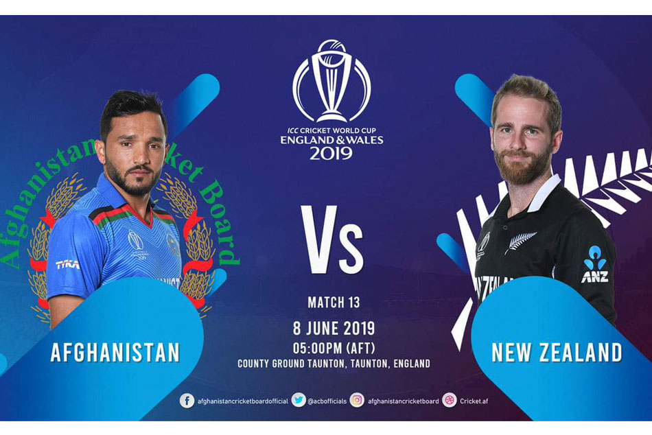 Icc World Cup 2019 New Zealand Vs Afghanistan Preview Probable Xi Venue Match Details