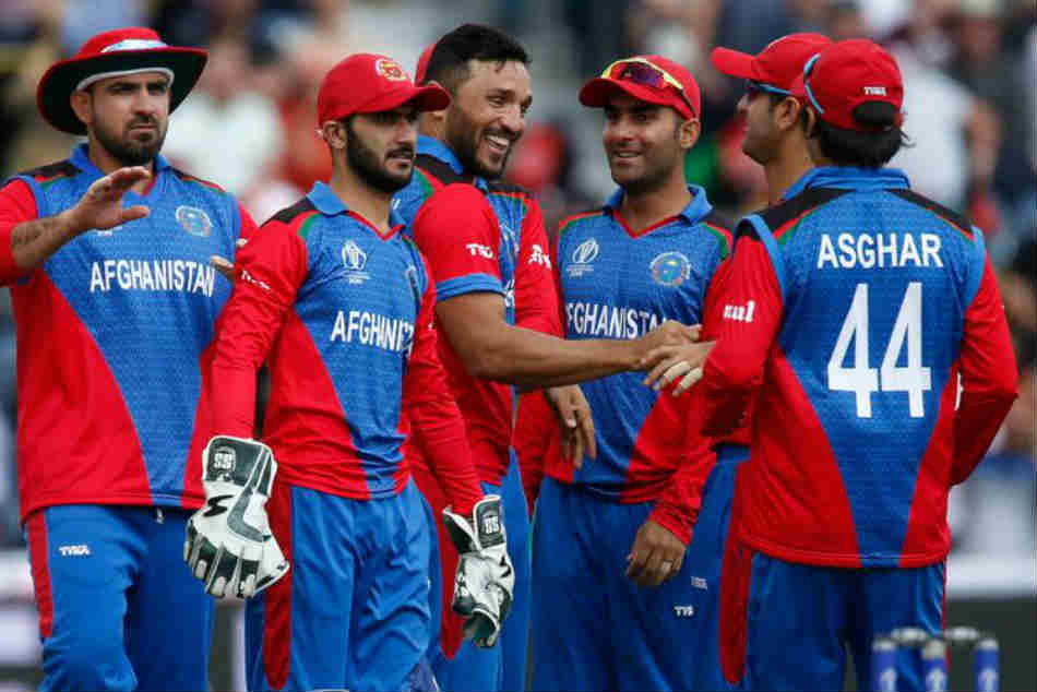 Afghanistan Players Involved In Restaurant Fight in Manchester