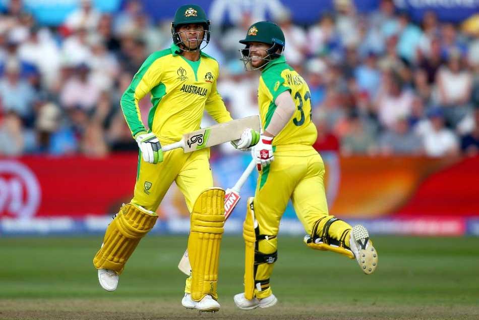 Icc Cricket World Cup 2019 Afghanistan Vs Australia Warner Finch Storke Australia