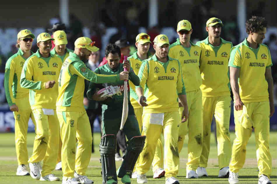 Australia Vs Bangladesh David Warner Ton Leads Australia To 48 Run Win
