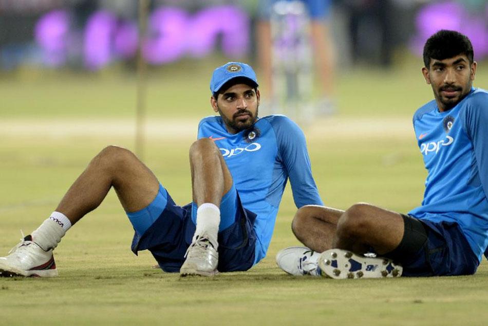 Cwc19 India Vs Australia Bowling Coach Bharat Arun Praises Bumrah Bhuvneshwar