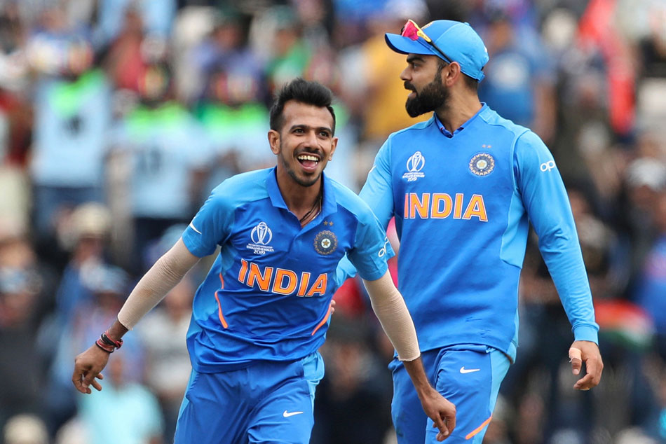 ICC Cricket World Cup 2019: Yuzvendra Chahal Makes Record