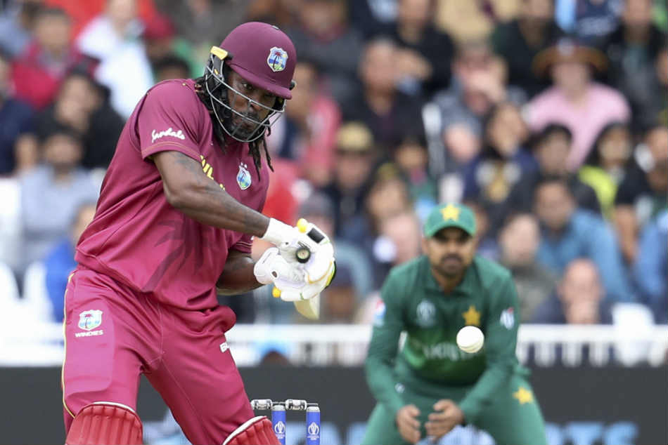 Icc Cricket World Cup 2019 Chris Gayle Needs 6 More Runs For Becoming The 3rd Windies Player