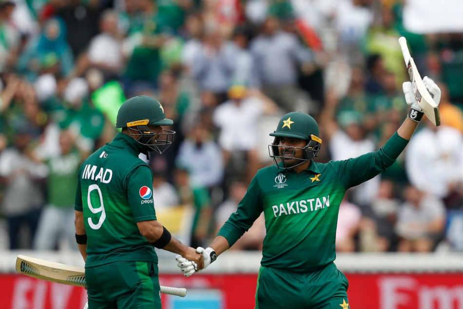 Cwc 2019 Pakistan Vs South Africa Imam Ul Haq Fakhar Zaman Haris Sohail Innings Fires Pak To
