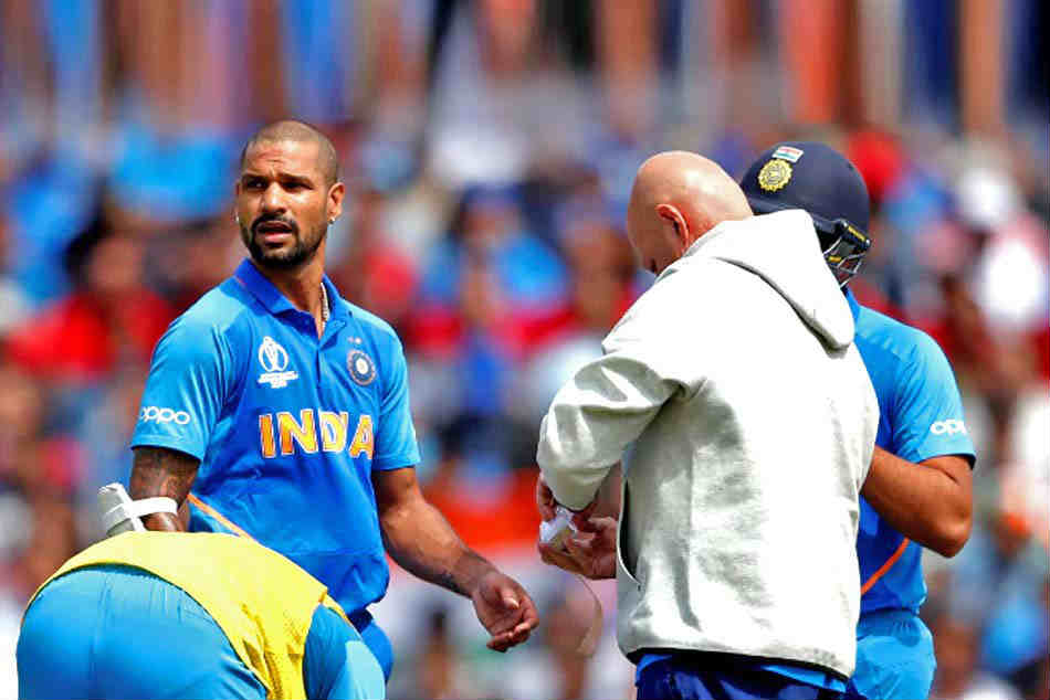The Pitch Will Miss You: PM Modis Message For Injured Shikhar Dhawan