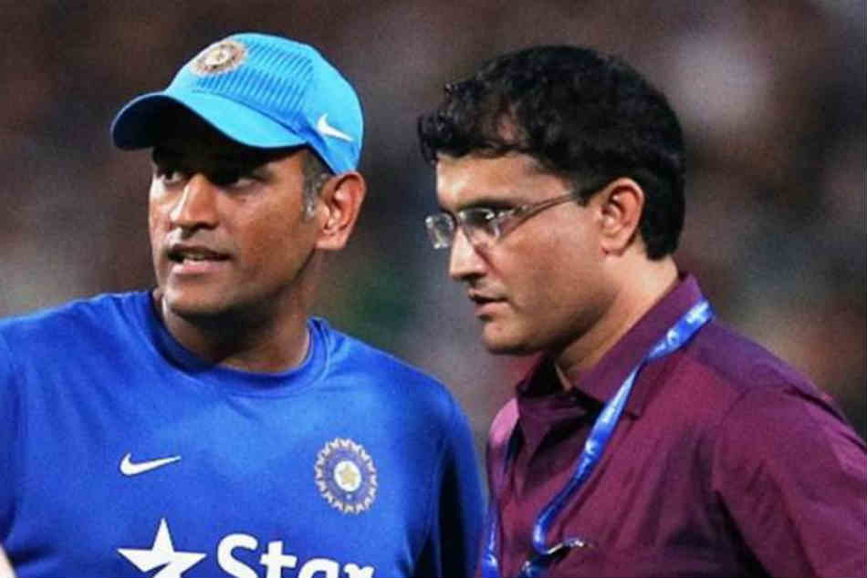 Sourav Ganguly Gives Fitting Reply To Ms Dhoni S Critics After India