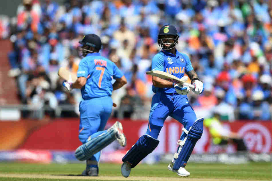 West Indies vs India Live Score, World Cup 2019: MS Dhonis fifty guides india to 268/7
